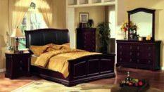 Mükemmel Ahşap Yatak Odası Tasarımları