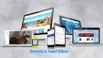 Dernek & Vakıf Sitesi