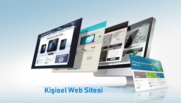 Kişisel Web Sitesi