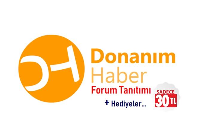 Donanım Haber Forum Tanıtım