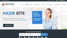 Medyaweb.net Hazır Web Sitesi Satışı