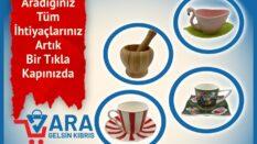 Ara Gelsin Kıbrıs Online Alışveriş Sitesi
